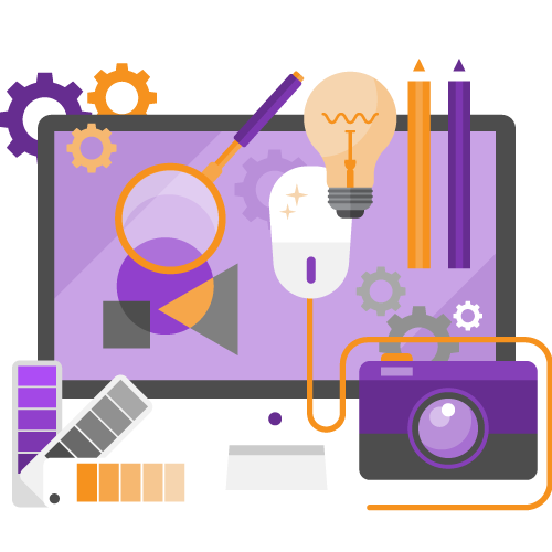 Websiro grafikdesign-content