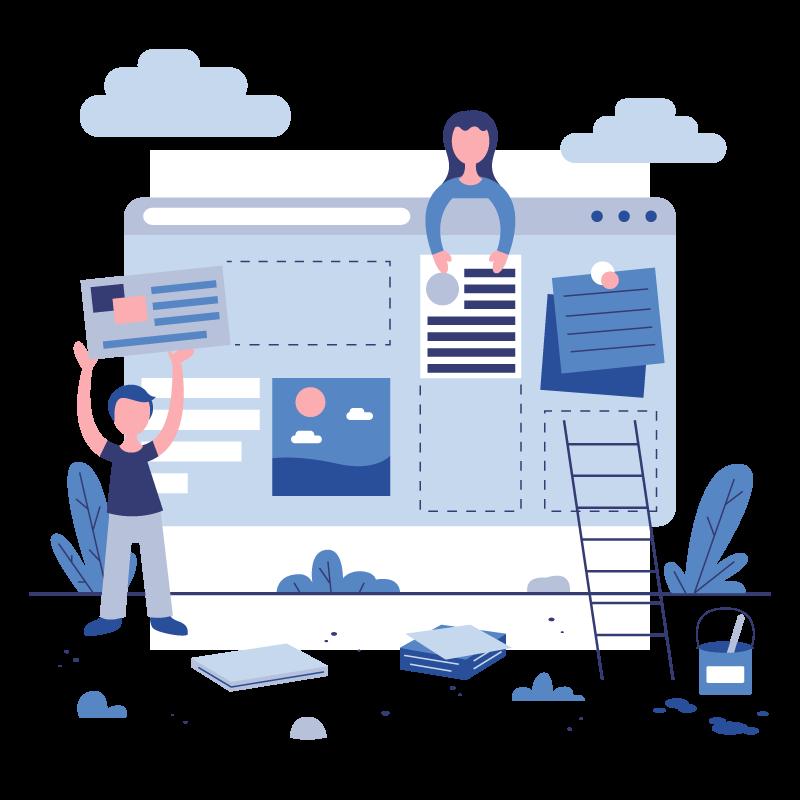 Websiro webdesign-content